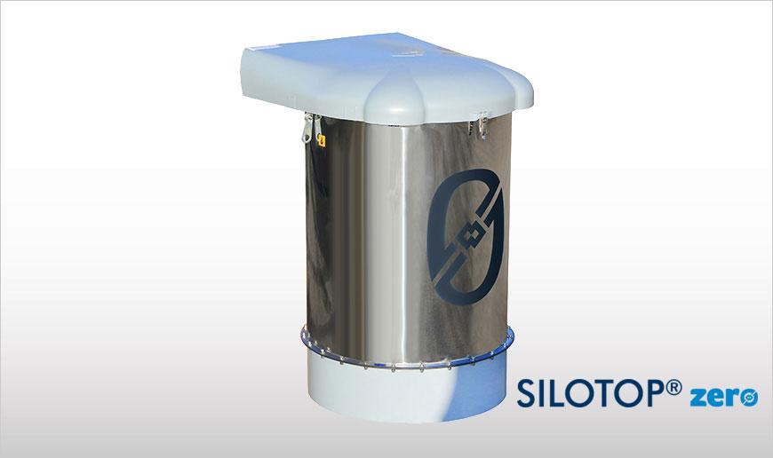 Фильтры для обеспыливания силоса