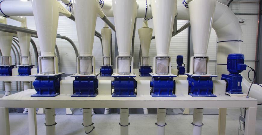 производство дробилок в Михайловск