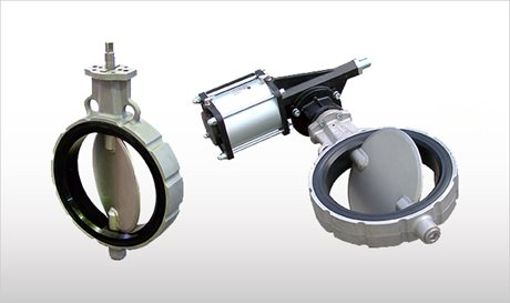 Butterfly Valves - VW