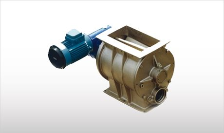 Blow-Through Rotary Valves - RVS